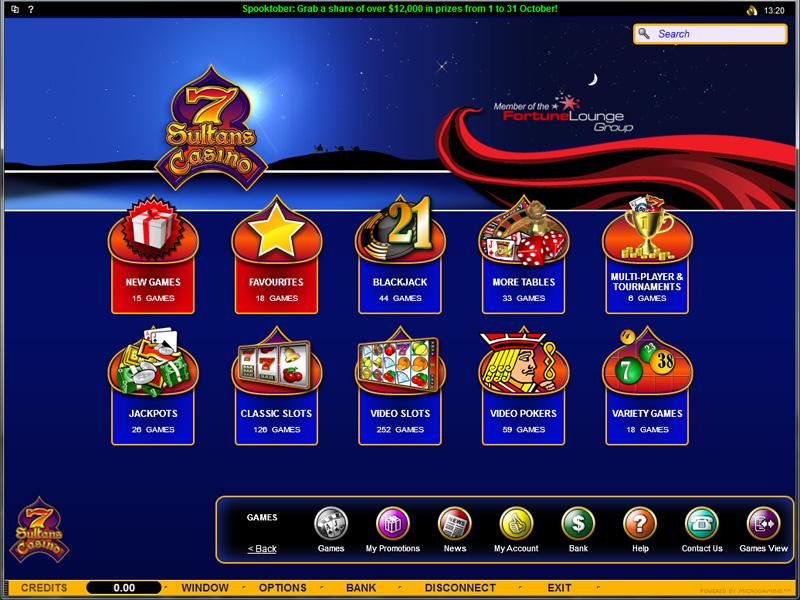 download 7sultans online casino