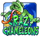 Crazy Chameleons Slot Demo