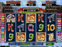 Mystic Dragon Slot