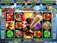 Return of the Rudolph Slot