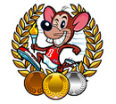 Track and Field Mouse Slot Demo