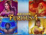 Age of the Gods: Furious Four Slot Demo