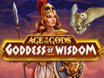 Age of the Gods: Goddess of Wisdom Slot Demo