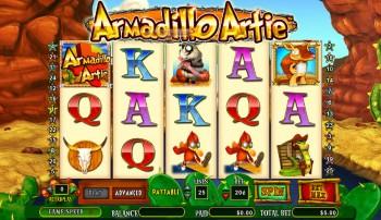 Armadillo Artie Slot 1