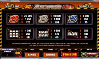 Atomic Eights Slot 3
