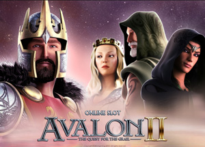 Avalon II 50 Free Spins