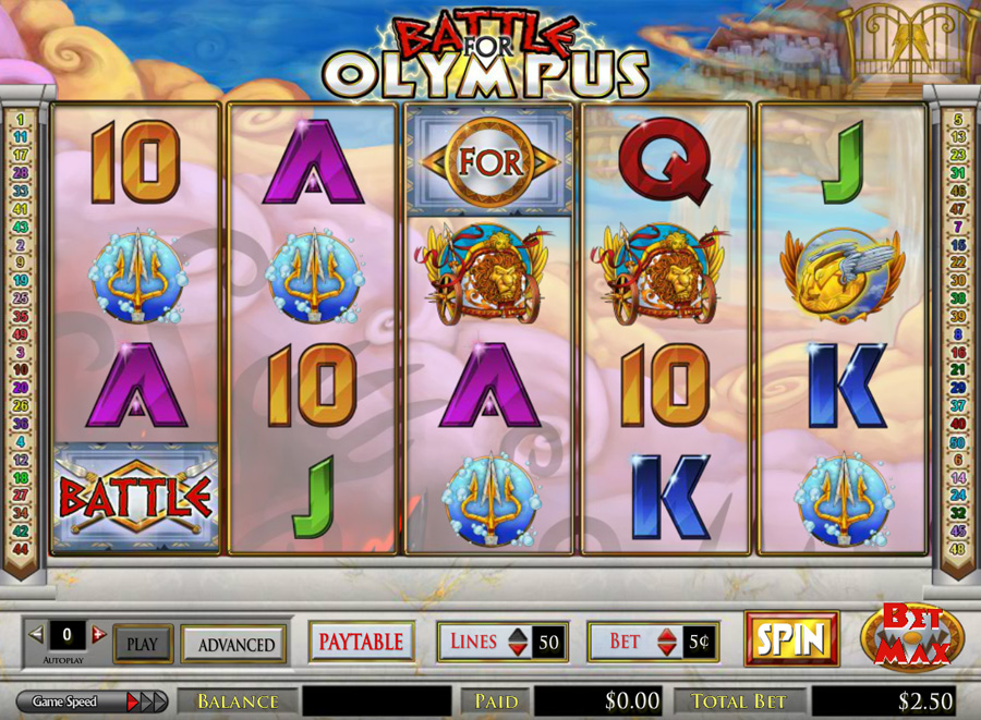 best us online casino hades symbol