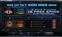 Battlestar Galactica Slot 3