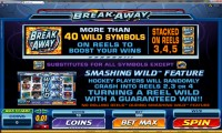 Break Away Slot 2