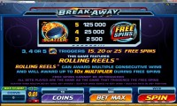 Break Away Slot 3