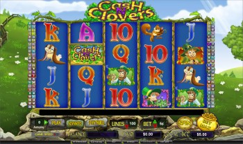 Cash n Clovers Slot