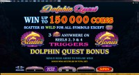 Dolphin Quest Slot 2