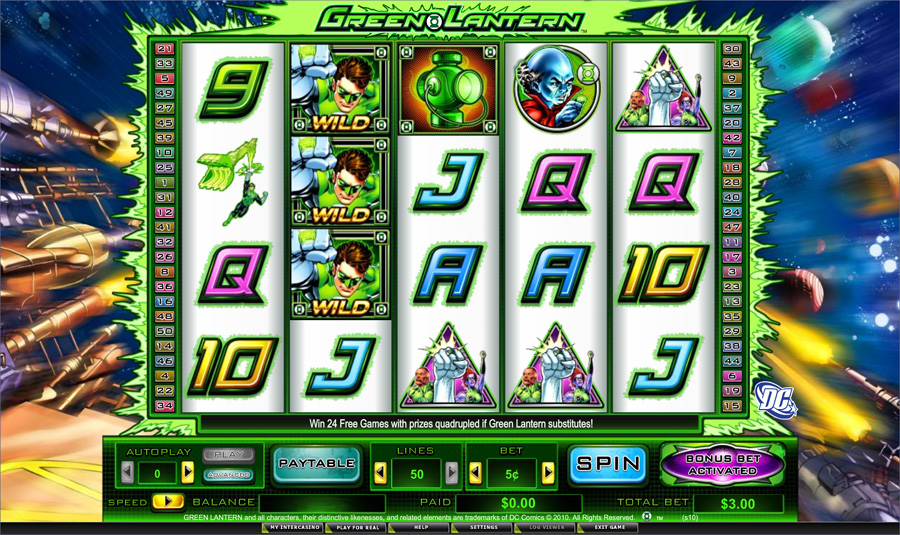 gambling slots online ring casino