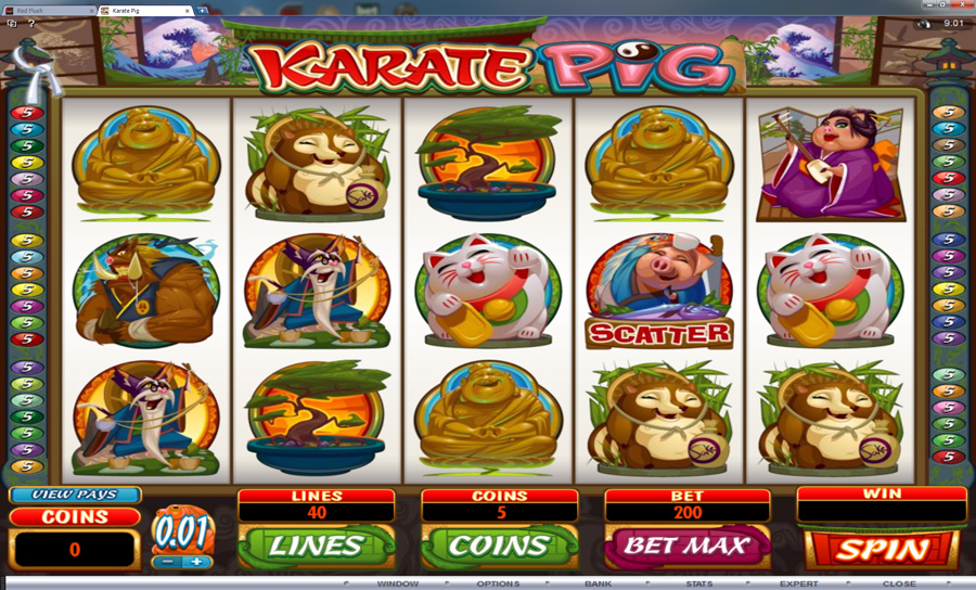 new online microgaming casinos