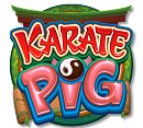 Karate Pig - New Slot
