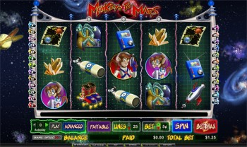 Monkeys to Mars Slot