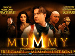 The Mummy Slot Demo