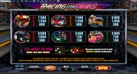 Racing for Pinks slot 3