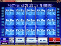 Reel Play Poker - New Slot