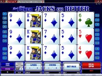 Reel Play Poker: Jacks or Better