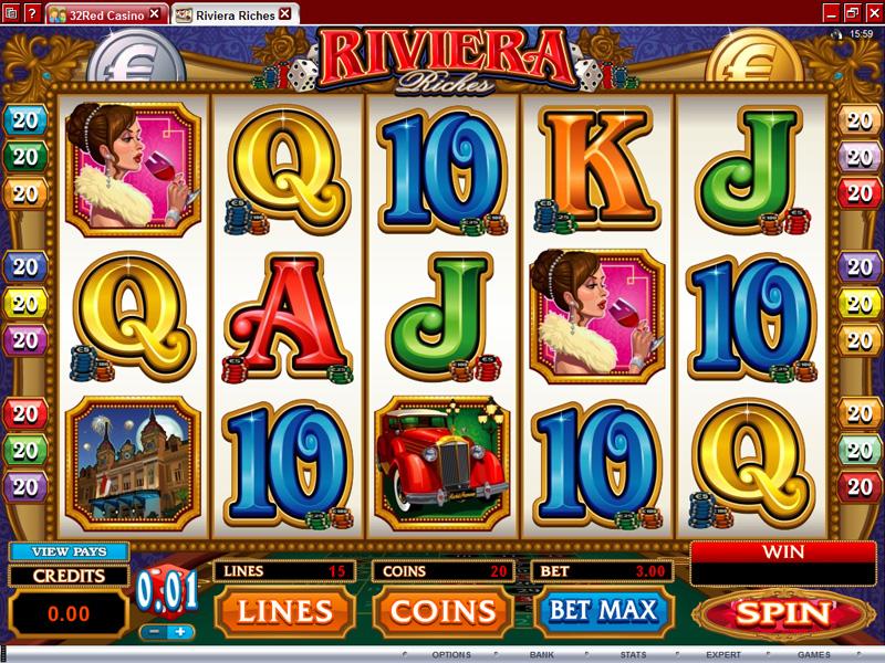 Riviera Riches | Euro Palace Casino Blog