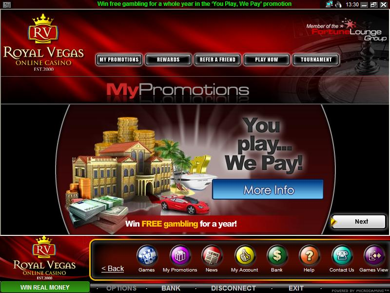 royal vegas mobile casino download