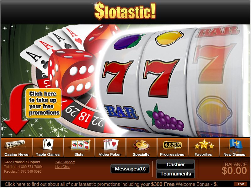 Slotastic Casino Review – Is Slotastic a Trusted Site?