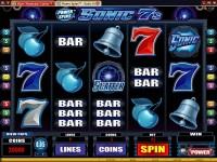 Sonic 7's - New Slot