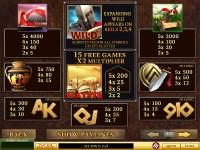 Sparta Slot