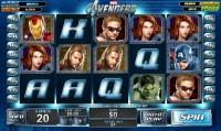 The Avengers Slot 1