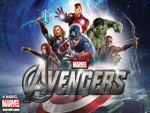 The Avengers Slot Demo