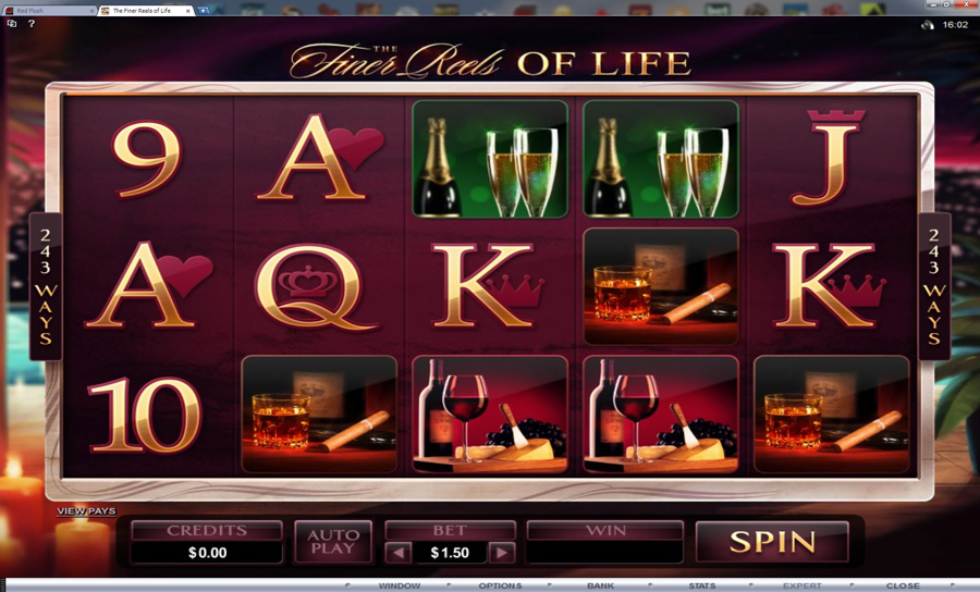 The Finer Reels of Life | Euro Palace Casino Blog