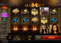The Mummy Slot 1