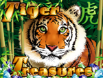 Free Tiger Treasures Slot