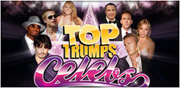 Top Trumps Celebs Slot