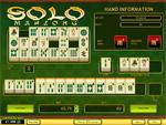 Free Solo Mahjong Game