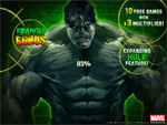 Incredible Hulk Slot Demo