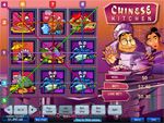 Chinese Kitchen Slot Demo
