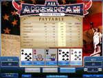 All American Video Poker Demo