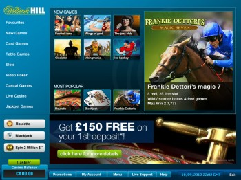 online casino william hill quasar game